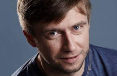 Aktorius Marius Jampolskis. Asmeninio archyvo nuotrauka
