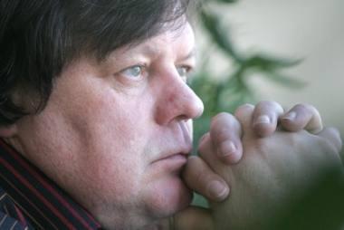 Raimundas Banionis. Nuotrauka iš asmeninio archyvo