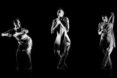 Scena iš spektaklio. Svetlanos Baturos nuotrauka