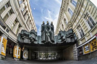 Lietuvos nacionalinis dramos teatras. Dmitrijaus Matvejevo nuotrauka