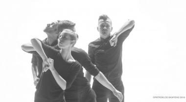 """""""Naujasis Baltijos šokis"""". Patroklos Skafidas nuotrauka"""