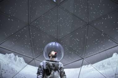 Ką bendro turi cirko artistas ir kosmonautas? Nuotrauka iš organizatorių archyvo
