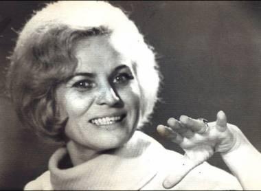 Teatrologė Dana Rutkutė. Nuotrauka iš LRT archyvo