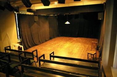 """Teatras """"Meno fortas"""". Nuotrauka iš renginiai.kasvyksta.lt"""