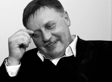 Kompozitorius Vidmantas Bartulis (1954-2020). Michailo Raškovskio nuotrauka