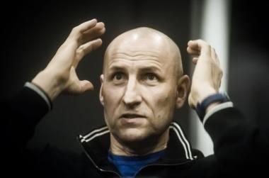 Sigitas Parulskis. Dmitrijaus Matvejevo nuotrauka