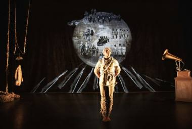 """Choreografo Akramo Khano trupės darbas """"Chotto Xenos"""". Jeano Louis Fernandezo nuotrauka"""