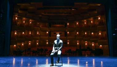 Karantinas Lietuvos nacionaliniame operos ir baleto teatre. Teatro vadovas Jonas Sakalauskas. Martyno Aleksos nuotrauka