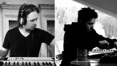 """Rengiamas gyvas elektroninės muzikos pasirodymas """"LIVE: Covarnis & Resonant Digit"""". Nuotraukos iš LMTA archyvo"""