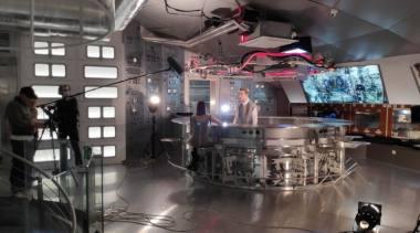 """Mokslinės fantastikos žanro kūrinys """"Ryšys / Spaced Away"""", režisierė Agnija Leonova. Rido Beržausko nuotrauka"""