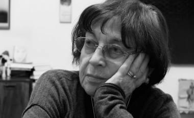Literatūrologė, teatrologė Irena Veisaitė (1928-2020). Aleksandros Jacovskytės nuotrauka