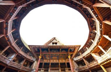 Teatras GLOBE. Clive Sherlock nuotrauka (www.shakespearesglobe.com)