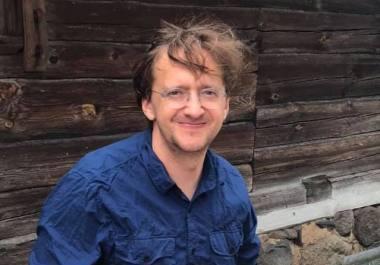 Sociologas Tadas Šarūnas. Nuotrauka iš asmeninio archyvo