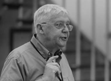 Operos režisierius Grahamas Vickas (1953-2021). Nuotrauka iš LNOBT Facebook paskyros