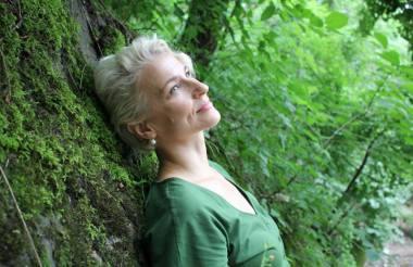Šokio-judesio ir kūno terapeutė, lektorė Rasa Birietė. Medeinės Rainytės nuotrauka
