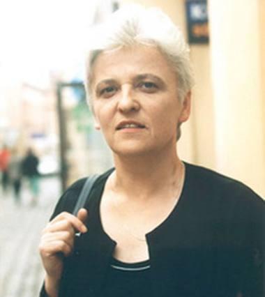 Teatrologė Vida Savičiūnaitė. Asmeninio archyvo nuotrauka