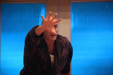 """Laertis Malkotsis spektaklyje """"Miranda"""". OKT archyvo nuotrauka"""