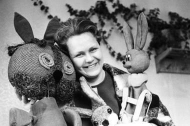 Valerija Ratkevičienė. Kauno lėlių teatro archyvo nuotrauka