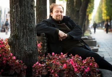 Andrius Žiurauskas. Tomo Raginos (kauno.diena.lt) nuotrauka