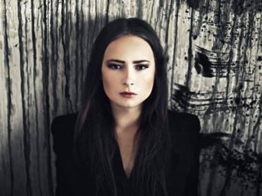 Aktorė Kristina Švenčionytė. Asmeninio archyvo nuotrauka.