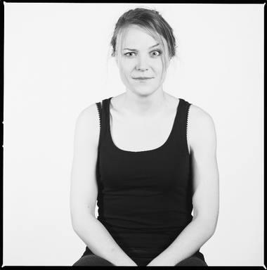 Aktorė Martyna Gedvilaitė. Donato Stankevičiaus nuotrauka
