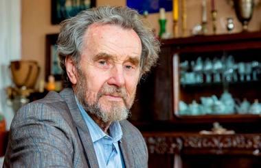 Rašytojas Eugenijus Ignatavičius. Romo Jurgaičio (lzinios.lt) nuotrauka