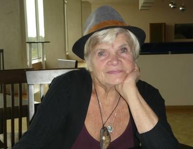 Aktorė Olita Dautartaitė. Tado Povilonio nuotrauka
