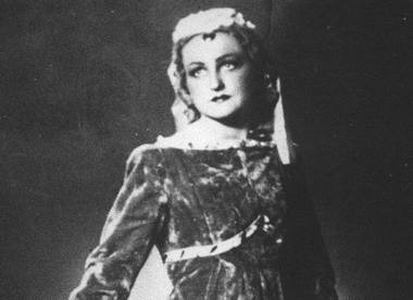 """Regina Tumalevičiūtė-Džuljeta operoje """"Romeo ir Džuljeta"""". LNOBT archyvo nuotrauka"""
