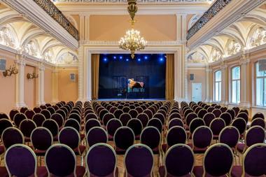 """""""Vaidilos teatro"""" salė. Nuotrauka iš 7md.lt"""