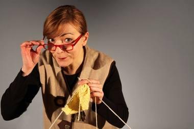 """""""Labaiteatro"""" įkūrėja, režisierė ir aktorė Agnė Sunklodaitė. Rengėjų nuotrauka"""