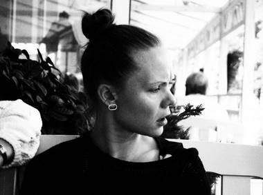 Inga Kuznecova. Asmeninio archyvo nuotrauka