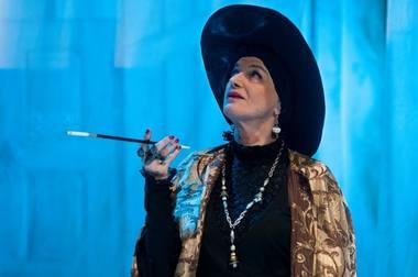 Aktorė Nijolė Sabulytė Teatro sąjungoje paminės penkiasdešimties metų scenoje sukaktį. LTS archyvo nuotrauka