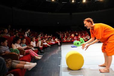 """Šokio teatras """"Dansema"""" Kinijoje parodys net 26 choreografės Birutės Banevičiūtės spektaklius """"Mozaika"""". Rengėjų archyvo nuotrauka"""