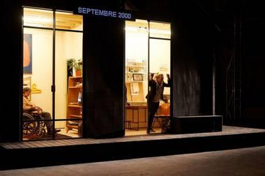 """Simono Stone'o spektaklis """"Ibsen huis"""". Christophe Raynaud de Lage nuotrauka iš festival-avignon.com"""