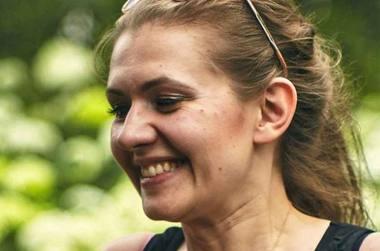 Austėja Lunskytė-Yildiz. Luko Motiejūno nuotrauka