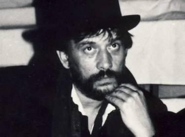 Viktoras Valašinas repeticijoje. Juozo Bindoko nuotrauka