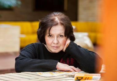 Aktorė Eglė Gabrėnaitė. Ritos Stankevičiūtės (lzinios.lt) nuotrauka