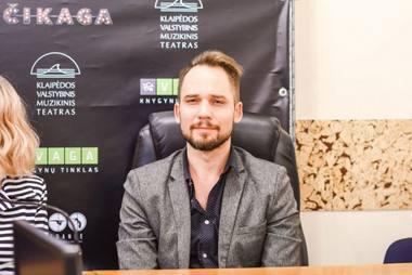 Jonas Sakalauskas vadovaus Lietuvos nacionaliniam operos ir baleto teatrui. A.Pelakausko nuotrauka iš 15min.lt