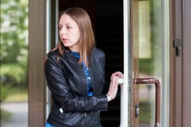 Kultūros ekonomistė Rusnė Kregždaitė. Romo Davidonio nuotrauka