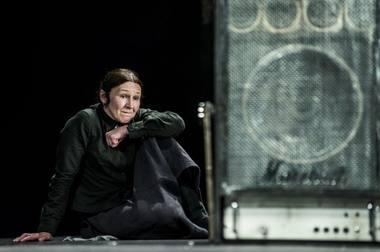 Moteris iš liaudies - Neringa Bulotaitė. Dmitrijaus Matvejevo nuotrauka