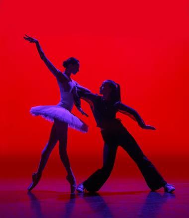 """LNOBT baleto artistų choreografinių miniatiūrų vakaras """"Kūrybinis impulsas VII"""""""