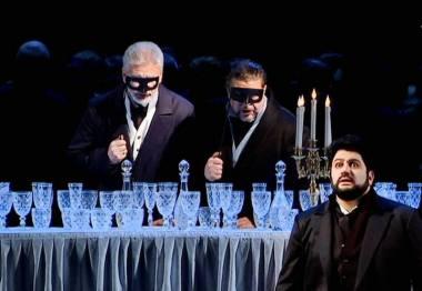 """Rimo Tumino """"Pikų dama"""" Maskvos Didžiajame teatre. Damiro Jusupovo nuotrauka iš MDT archyvo"""