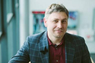 Dramaturgas Marius Ivaškevičius. Asmeninio archyvo nuotrauka