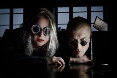 Airida Gudaitė ir Laurynas Žakevičius. Lauros Vansevičienės nuotrauka