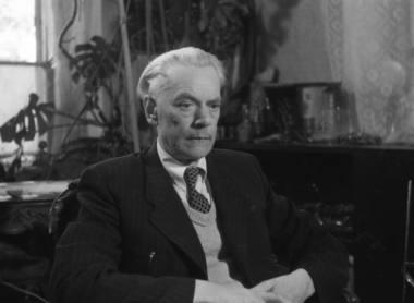 Vitražistas, scenografas, lėlininkas Stasys Ušinskas