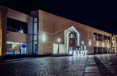 Klaipėdos dramos teatras. Algirdo Kubaičio nuotrauka