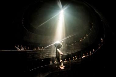 """""""L'Absolu"""". Dmitrijaus Matvejevo nuotrauka"""