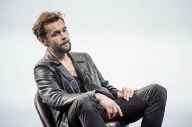 """Darius Gumauskas spektaklyje """"Lokis"""". Dmitrijaus Matvejevo nuotrauka"""