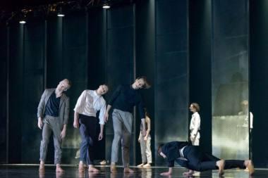 """Martyno Rimeikio baletas """"Dienos, minutės"""". Martyno Aleksos nuotrauka"""