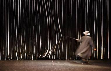 """Scena iš spektaklio """"Tankumyne"""". Dmitrijaus Matvejevo nuotrauka"""